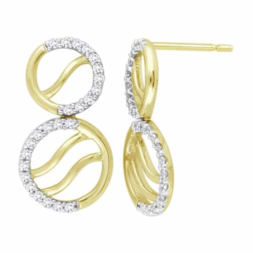 gold earrings jewellery stores perth