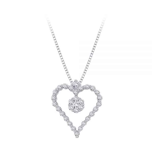 diamond pendant jewellery online