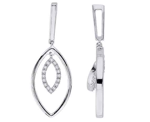 diamond earrings jewellery shops perth