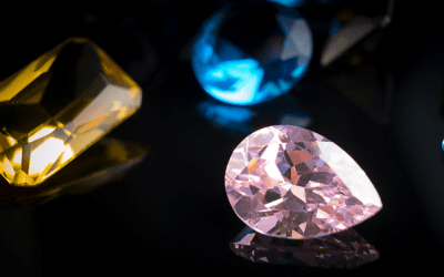 A Guide to Coloured Diamonds
