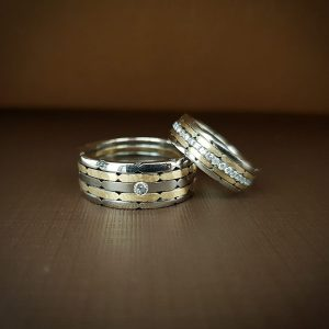 His & Hers Wedding Bands jewellery stores perth