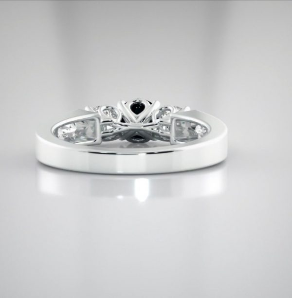 18k Sapphire and Diamond Ring jewellery stores perth